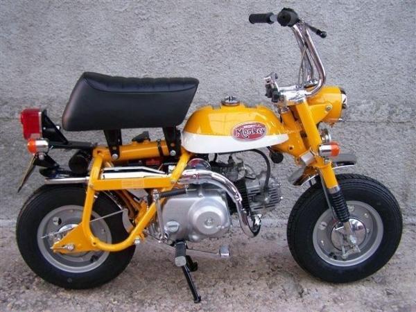 Honda Monkey Z50Z K1