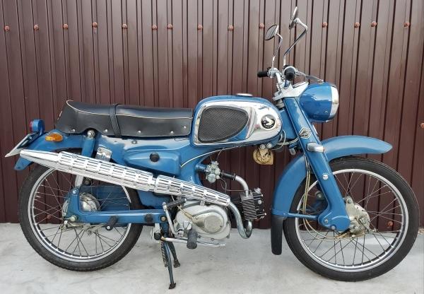 Honda C110 1965