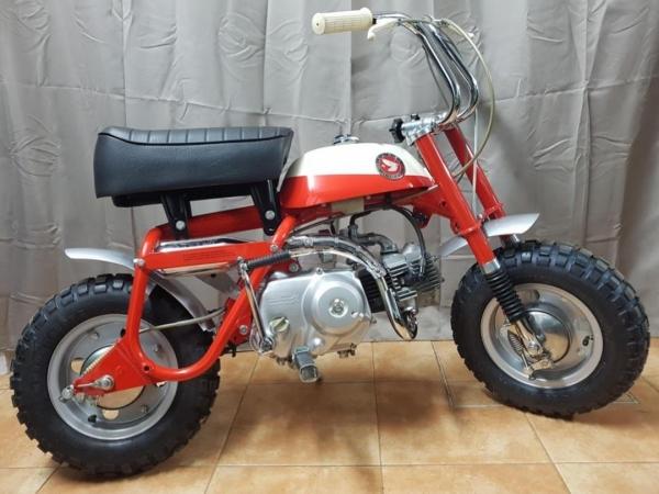 Honda Minitrail K0
