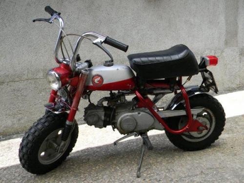 Honda Minitrail