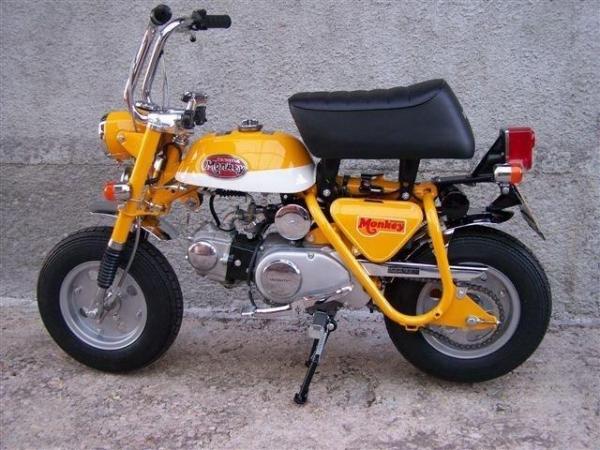 Honda MonkeybZ50Z K1