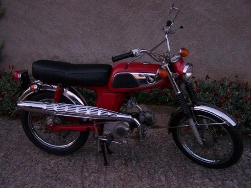 Honda SS50V