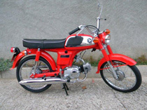 Honda CD50